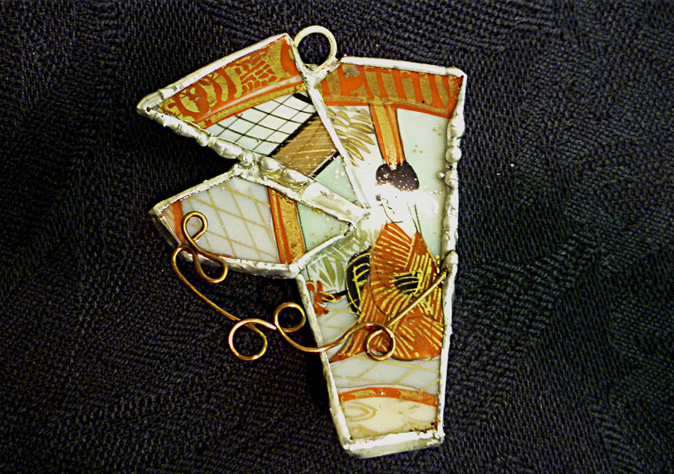 Broach and Pendant